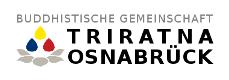Buddhistische Gemeinschaft Triratna Osnabrück Logo